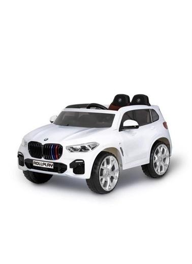 Rollplay ROLLPLAY BMW X5 AKÜLÜ ARABA Beyaz